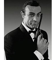 james bond sean connery im tuxedo smoking